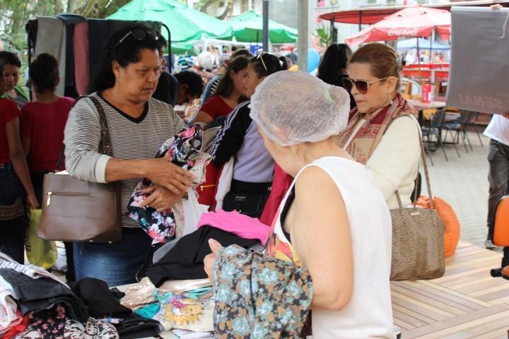 Rebazar aposta na moda sustentável em Criciúma