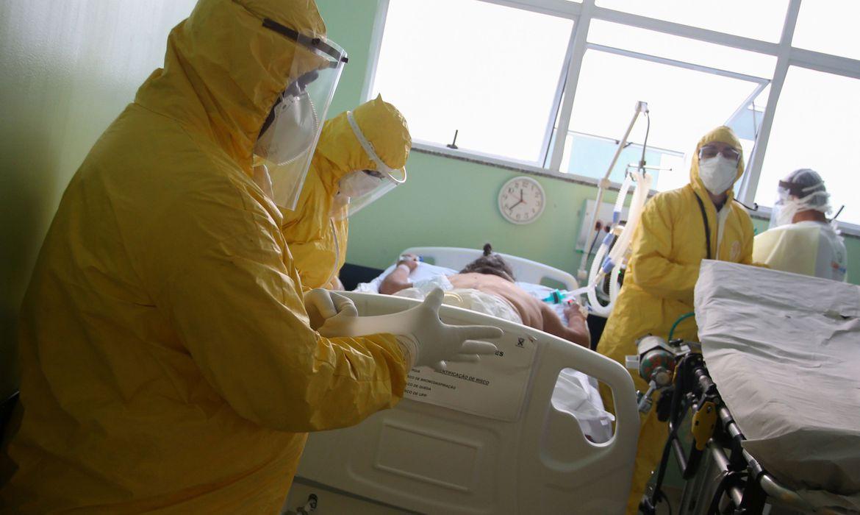 No Brasil 31.790 profissionais de saúde contraíram a pandemia coronavírus (covid-19)