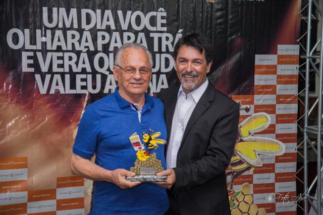 Antonio Novelli comenta sobre o Destaque Rinconense 2018