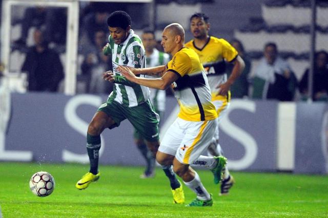 Tigre perde para o Juventude em Caxias do Sul