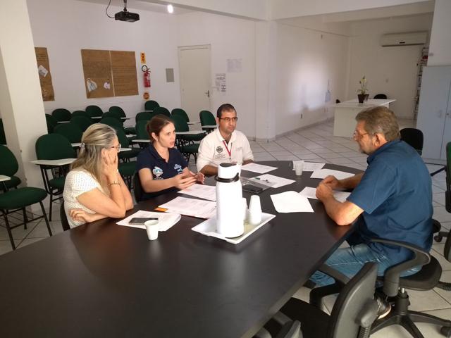 Encontro projeta ações de combate ao mosquito da dengue