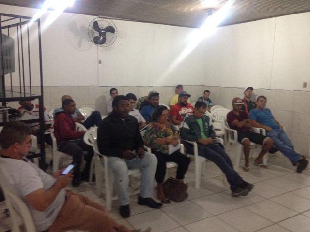 Reunião Taça Hybel conta com a presença de várias equipes