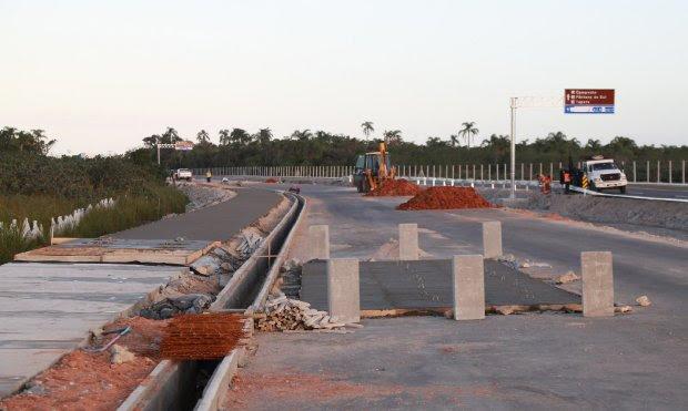Governo do Estado determina medidas para retomada das obras públicas