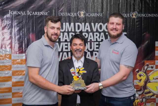 Marcelo Blissari comenta sobre o Destaque Rinconense 2018
