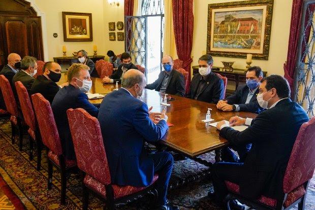 Governo de SC e setor agroindustrial discutem ações para garantir segurança nas atividades