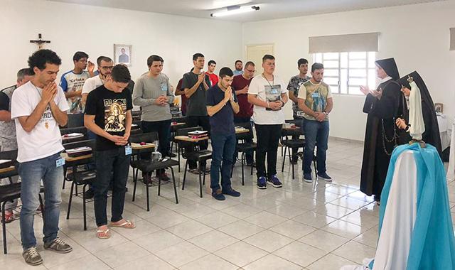 Seminário convida jovens para encontro de discernimento vocacional