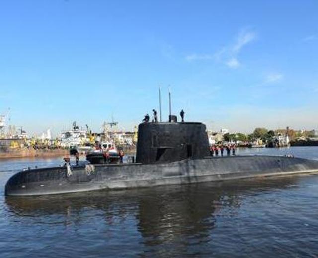 Demora em associar ruído a submarino que desapareceu causa polêmica na Argentina