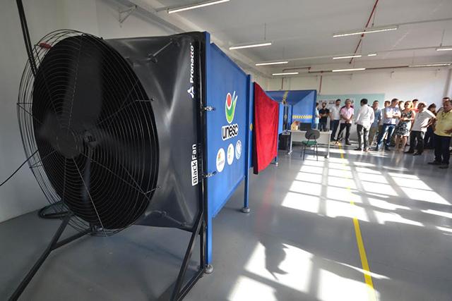 Equipamento inovador é inaugurado na Unesc