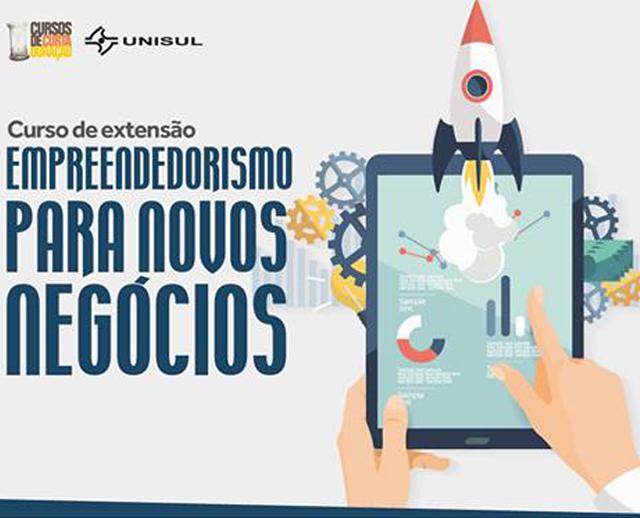 Unisul de Braço do Norte oferece curso para novos negócios