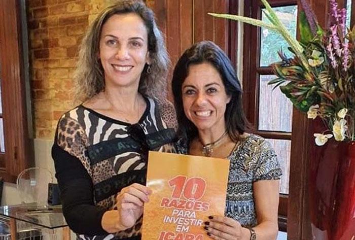 ACII apresenta potenciais de Içara em missão a Portugal