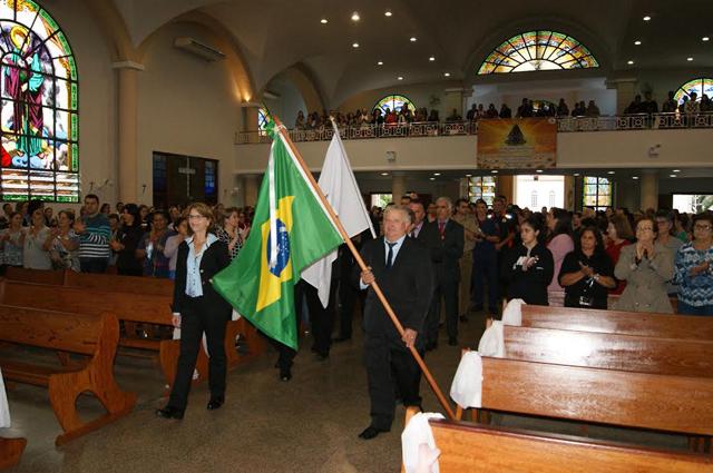 Legislativo de Içara participa do quinto Cerco de Jericó