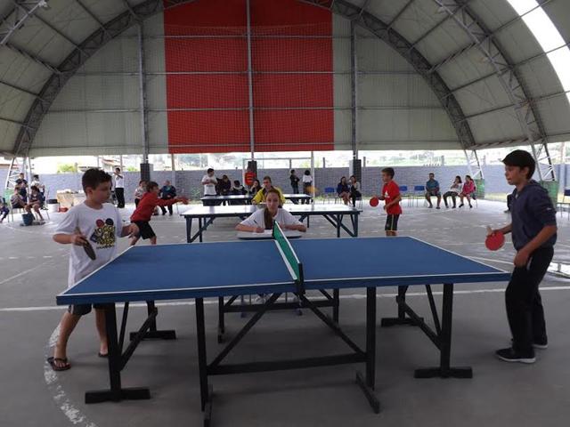 II Etapa do Circuito Sul-Cocalense de Tênis de Mesa