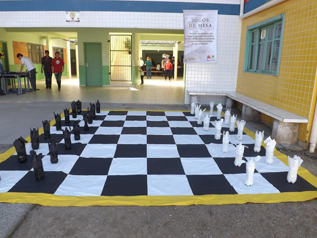 Primeira etapa do Sul-Cocalense de Xadrez reúne 100 alunos