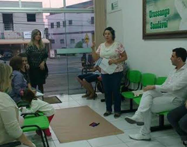 Diretoria promove elaboração do Plano de Saúde em Urussanga