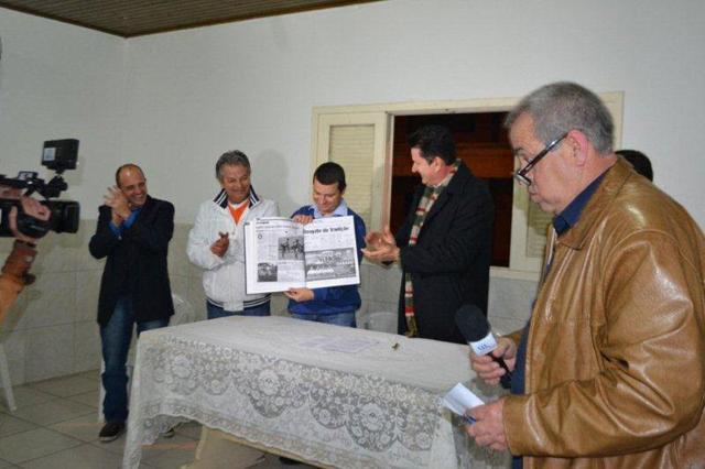 Patrocínio do Siecesc para o Regional da Larm é renovado