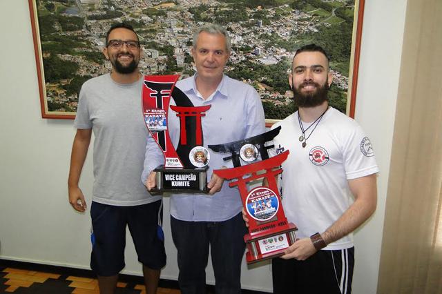 Equipe de Karatê de Urussanga garante vice-campeonato