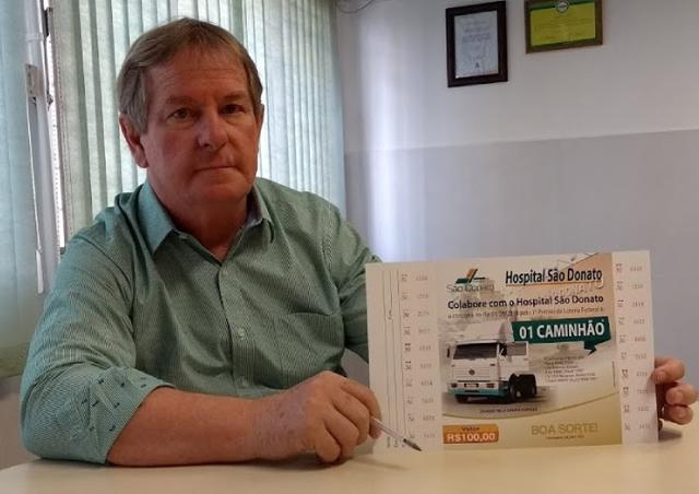 Hospital São Donato lança nova campanha com entidades