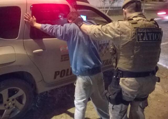 Polícia Militar garante presença na Vila Samaria