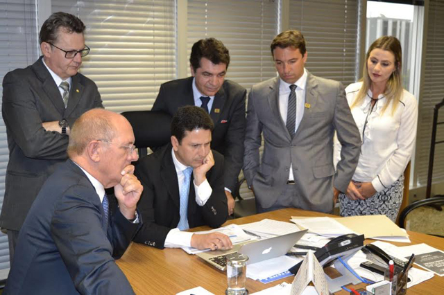 Salvaro tráz R$ 5,4 milhões para a 2ª Etapa do Canal Auxiliar