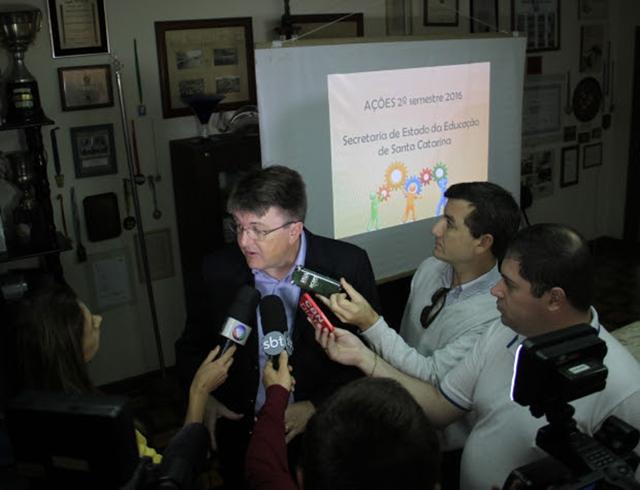 Escolas da rede estadual começam segundo semestre letivo