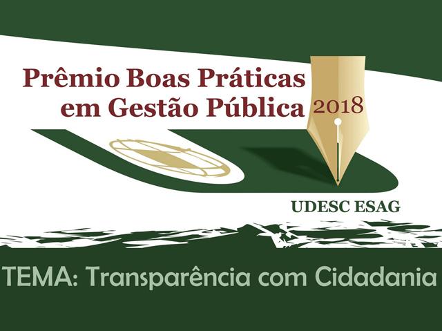 Prêmio da Udesc reconhecerá melhores práticas em gestão pública