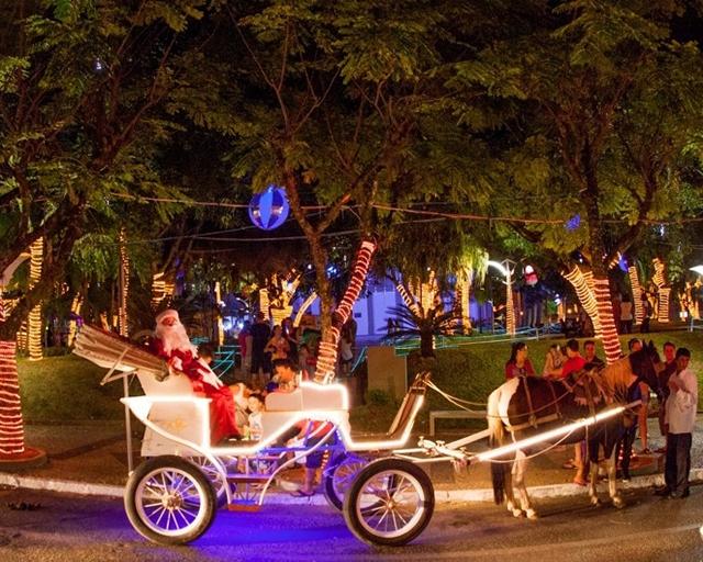 CDL espera grande volume de vendas no Natal em Içara
