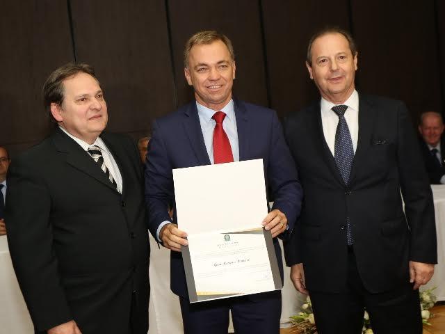 Candidatos eleitos são diplomados em Florianópolis