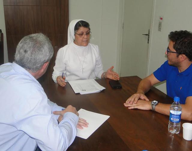 Situação do Hospital Nossa Sra. da Conceição é discutida