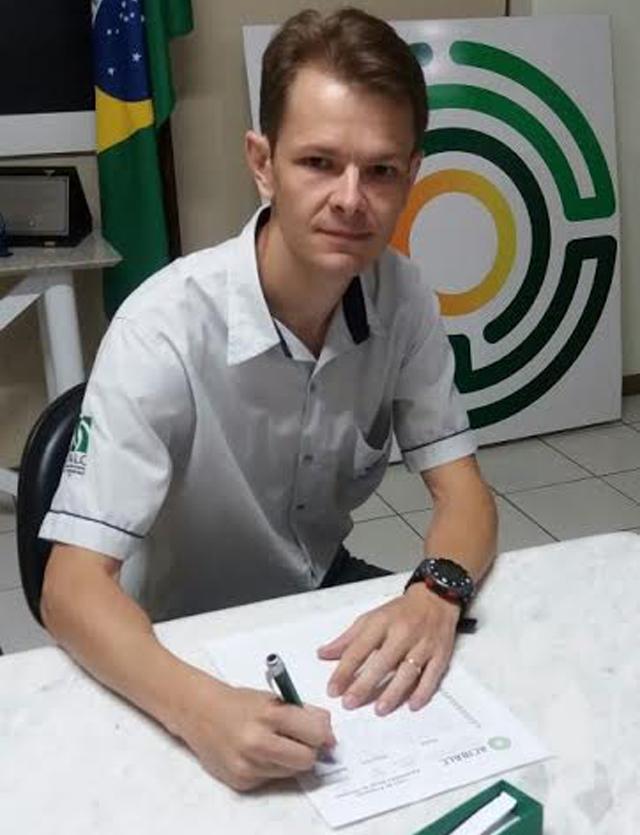 Augusto Munchen é o novo presidente da Acibalc