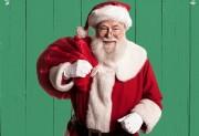Papai Noel chega ao Farol Shopping com espetáculo especial de Natal