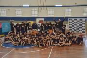 Marista Basketball Camp entra para a história de Criciúma