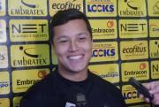 Lateral esquerdo Marlon é chamado pela seleção Brasileira