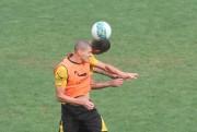 Grupo do Criciúma treina no HH visando jogo com o Vasco
