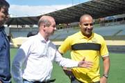 Deivid assume comando técnico do Criciúma Esporte Clube