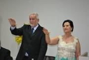 Magagnin e Aninha são empossados para mais quatro anos de governo
