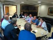 Vereadores discutem recursos para obras no Porto Seco