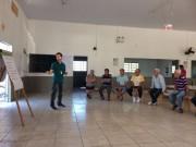"""Adubação verde e plantio direto de milho pauta de """"Tarde de Campo"""""""