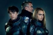 Valerian e a Cidade dos Mil Planetas é a estreia da semana