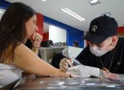 Tendência no mundo das tatuagens faz sucesso no Criciúma Shopping