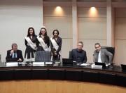 Comitiva destaca Festa do Colono na Assembleia Legislativa