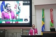 Deputada luta por Programa de atenção às vítimas de estupro