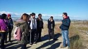 Estudantes recebem atividades sobre meio ambiente