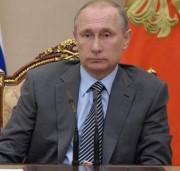 Putin diz que agora há oportunidade real para fim da guerra na Síria