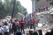Pelo menos 32 crianças morrem em escola que desabou no México