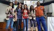 Atleta içarense conquista título de campeã brasileira sub 16 de xadrez