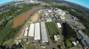 Parque de exposições recebe últimos preparativos para a EFAPI 2017