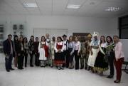 Unesc recebe o encanado das etnias que deram origem a Criciúma e região