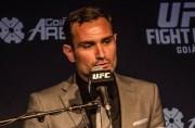 Presidente do UFC Brasil realiza palestra em Criciúma