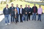 Cônsul chinês visita primeiro condomínio fechado de Tubarão