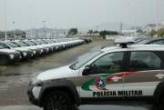 Região Sul recebe novas viaturas para reforço na segurança